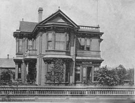 506 Government Street, Hon. John Robson, M.P.P., residence