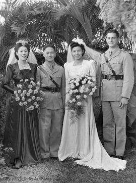 Wedding (Lee family?)