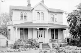 Richard Carr family home at 207 Government Street