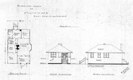 Residence to be erected for L.S. Bell