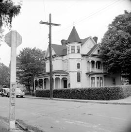 John G. Brown family home at 1205 Fernwood Road
