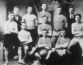 One of six teams of the Victoria Basketball League