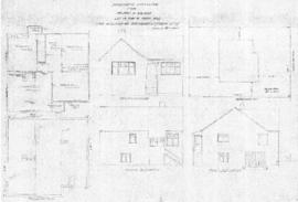 Proposed dwelling for Mr. and Mrs. D. Knight