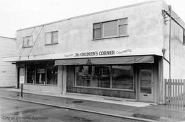 1974-1976 Oak Bay Avenue. The Children's Corner