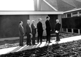 Official opening of St. Aidan's Church
