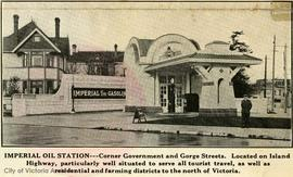 Imperial Oil gas station