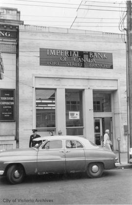 731 Fort Street. Imperial Bank of Canada