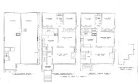 [Two-storey duplex with basement]