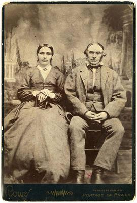 John and Mary Ann Dilworth