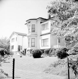 Dr. J.C. Davie family home on Rockland Court