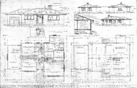 Proposed residence for Mr. & Mrs. D. Stewart, Scott St., Victoria, B.C.