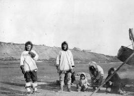 Inuit in the Northwest Territories