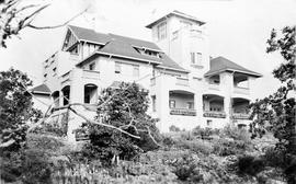 "1001 Terrace Avenue, ""Buncrana"" .Hon. William Bowser residence"