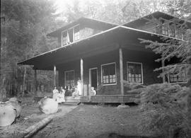 "The Barnsley country home, ""Langford Lodge"" at Langford Lake"