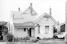 William Lyall family home at 1427 Gladstone Avenue
