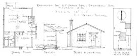 Residence for R.J. Jones Esq., Balmoral Rd., Victoria, B.C.