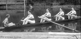 Rowing on the Gorge