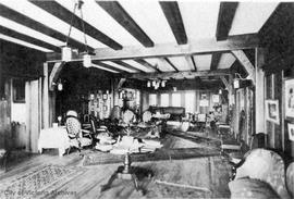 Interior of a Maclure designed residence  (not 935 Foul Bay Road)