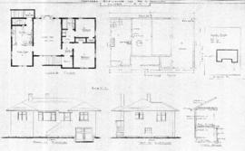Proposed residence for Mr. A. Middleton, Victoria, B.C.
