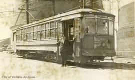 British Columbia Electric Company (BCER) No. 2 streetcar