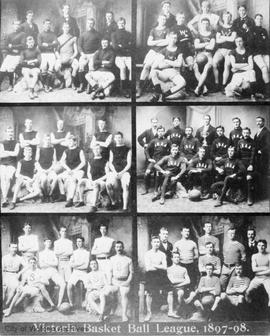 Victoria Basketball League, 1897-98