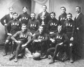James Bay Athletic Association (J.B.A.A.) basketball team