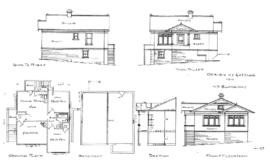 Design of cottage
