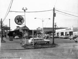 3106 Douglas Street. Texaco gas station