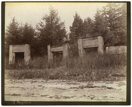 First Nations graves, Queen Charlotte Islands