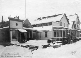 Kelly's Hotel, Barkerville BC