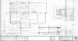 Basement conversion : 916 Park Boulevard, Victoria, Lot 26, for Mr. & Mrs. D.M. Cowin
