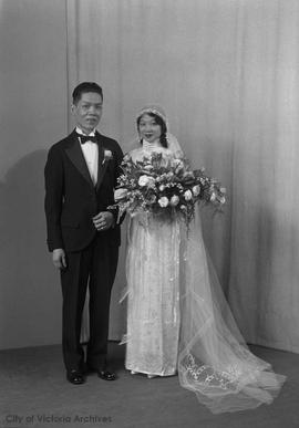 Mr. and Mrs. Lee Ming