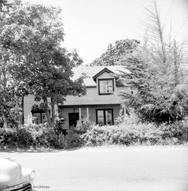 Henry Gerrard Mason family home at 1206 Beach Drive known as Hazelwood