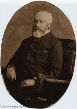 P.T. Johnston (father of Esther Floyd)