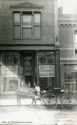 Cherry & Creech, Furniture and Upholstery, 41 Fort Street