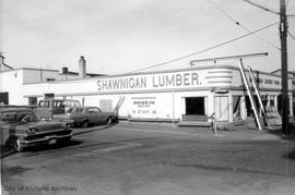 500 Discovery Street. Shawnigan Lumber