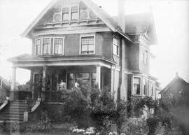 1899 Foul Bay Road, T.S. Futcher family residence