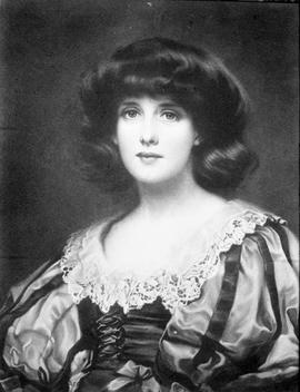 Copy of portrait of unidentified woman
