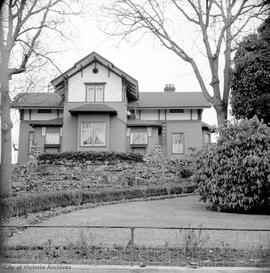 Sir Joseph Trutch family home at 601 Trutch Street
