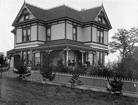 1525 Oak Crest Drive R.C. and Catherine McRae residence built in 1892