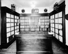 Fletcher's Music Store, record department