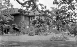 1150 Summit Avenue, Mr. and Mrs. Elliott residence