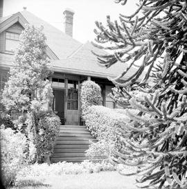 "Charles H. Tupper family home at 1587/1595 York Place known as ""Annandale"""