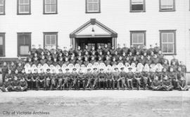 Royal Canadian Army Medical Corps (R.C.A.M.C.), Esquimalt Military Hospital