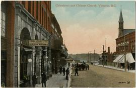 Chinatown and the Chinese Church