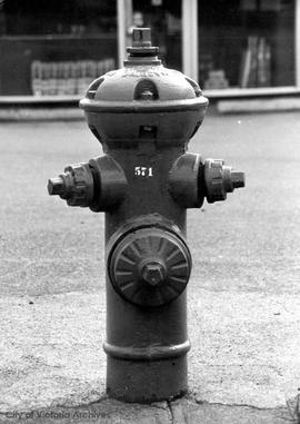 Fire hydrant styles around CRD