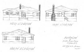 Bungalow for Mr. and Mrs. Joseph Johnson, Victoria, B.C.