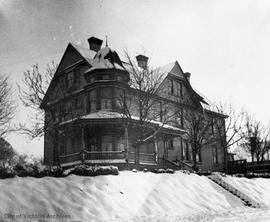 Hon. William Templeman residence, 633 Simcoe Street