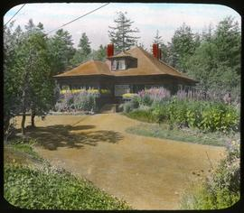 """Arden"", residence of H. Beaven. 1176 Beach Drive"