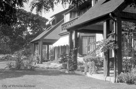 841 St. Charles Street, Mr. and Mrs. Ker residence